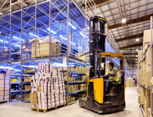 Forklift Reach Truck Operator Resume Example