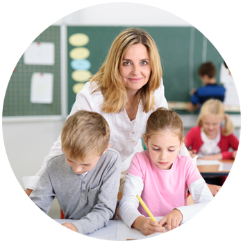 Female Teaching Assistant Primary Education