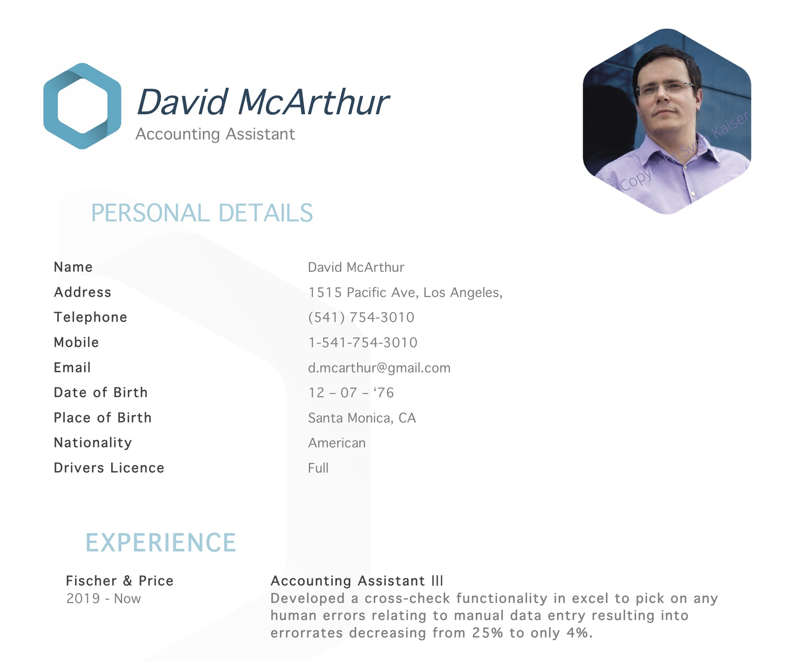 Free Word Resume Templates By Resumeviking Com