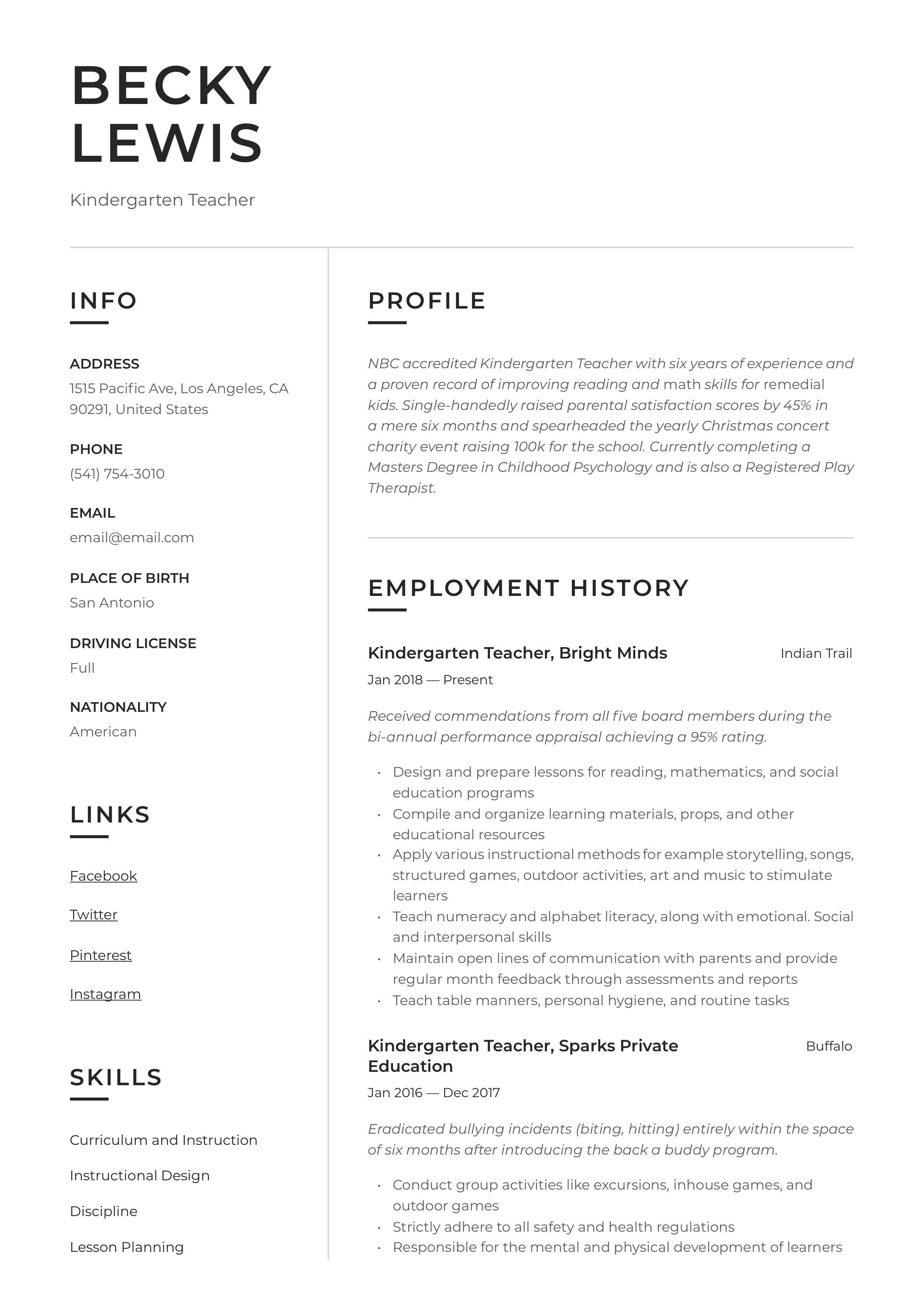 Buy resume for writing 10